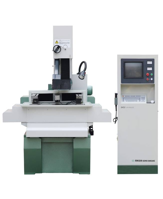 Suzhou Sanguang HA500 Medium Wire Cutting